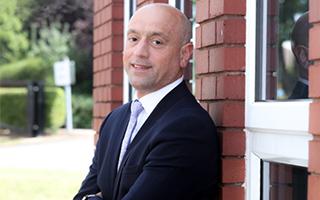 Nick Giddings, Chief Marketing Executive Open GI