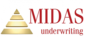 Midas Underwriting Logo