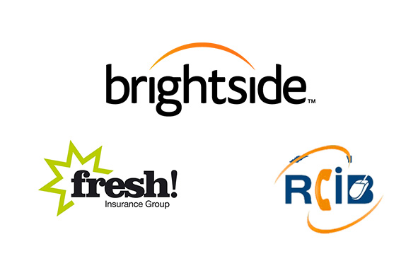 Brightside, Fresh and RCIB Logo