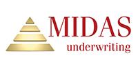 Midas Underwriting Logo