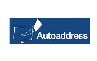 Autoaddress Logo - Open GI Ireland Partner