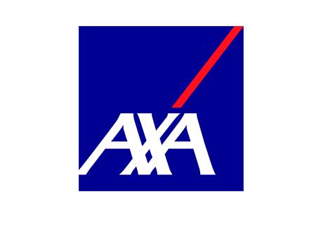 AXA Logo - Ireland Partner