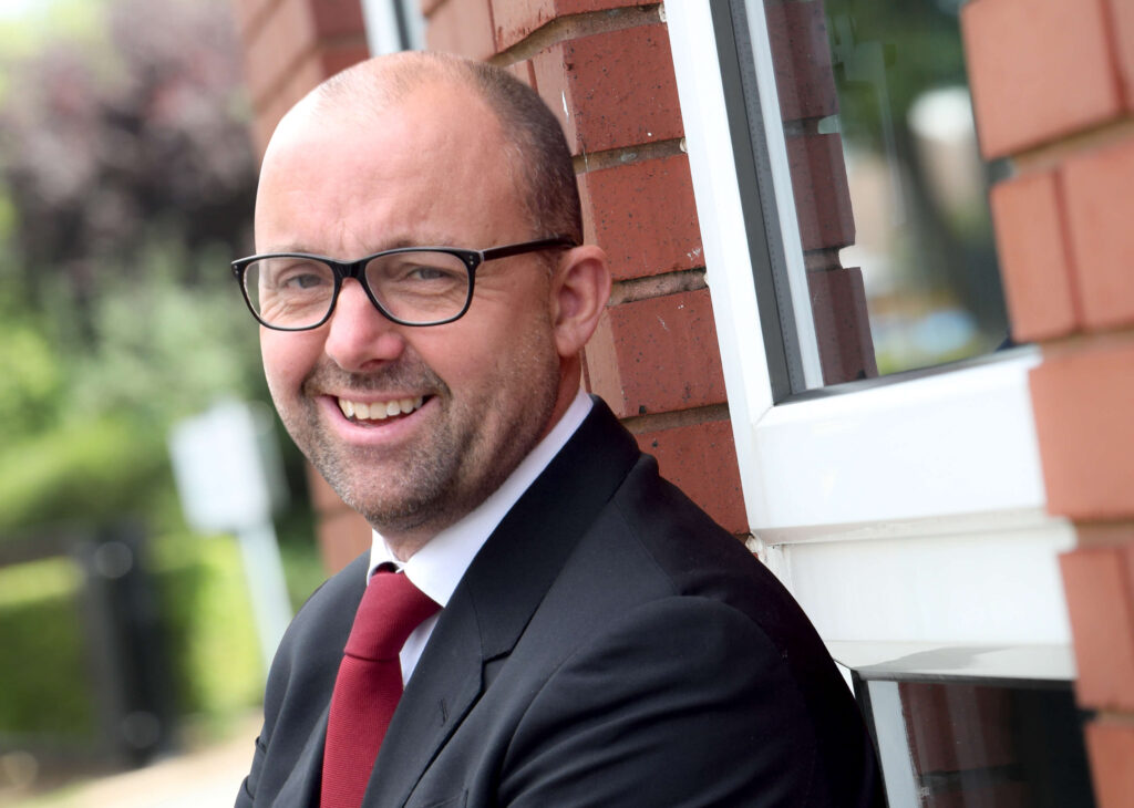 Simon Badley Open GI CEO