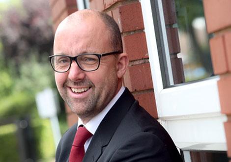 Simon Badley Open GI Group CEO